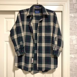Pendleton Oversized Womens Flannel